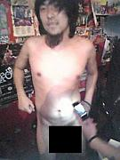 TATENOを裸にしてつるしあげたい