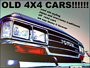 Old 4X4 Cars