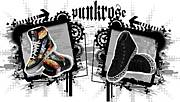 Punkrose Shoes