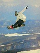 ‡Snow Boarder In Joetsu‡