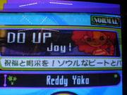 ドゥーアップ Joy!/Reddy Yoko