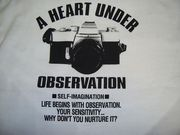 team カメラのTシャツ