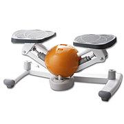 コアビクサーで体幹トレーニング
