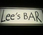 Lee's BAR