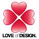 「デザインは愛」 by 南雲治嘉