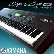 YAMAHA S90 & S90ES