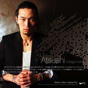☆Dragon Ash ATSUSHI☆