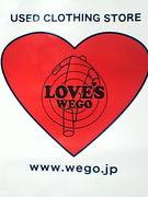LOVE'S WEGO 海老名店★