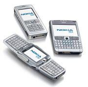 Nokia Eseries, SoftBank X01NK