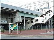 ニューシャトル☆加茂宮駅☆