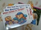CTP絵本で英語子育て