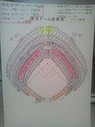 SMAP 東京D座席表