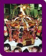 匝瑳市祇園祭仲町区