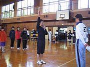 成田市バレーボール「和笑い」