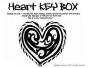 HEART KEY BOX