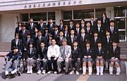 稲校24回☆1年2組橋本学級