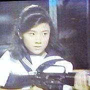 セーラー服と機関銃*原田知世