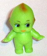 長ネギはキューピー人形の味