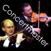 コンサートマスター