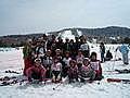 栂池スペシャルスキーチーム