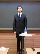 英語講師 関口岳士
