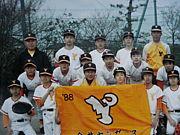 金井ヤンガース 2000年卒業生