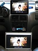 車載Mac、iPod、iPhone、iPad