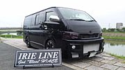 "God""Bless""HIACE,IRIE LINE"