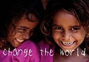 !Change the world!