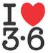 I LOVE 36