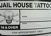 JAIL HOUSE TATTOO