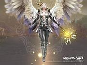 Angel tribe in AION