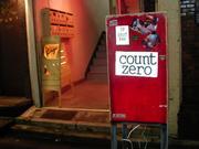 count zero (カウント ゼロ)