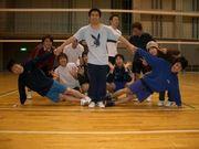 広島市立大学バレーボール部