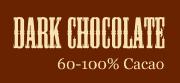 高カカオ分チョコレート