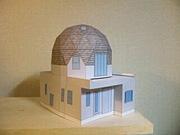 ドームハウス建てました!