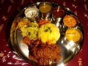 南インド料理店タリカロ