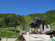 w谷川岳天神平スキー場w