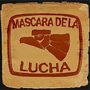 MASCARA DE LA LUCHA