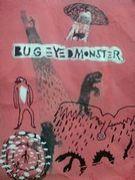 bug-eyed monster