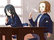 タバコを吸う女の子が好き