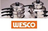 WESCO(インコア)で料理