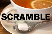 SCRAMBLE - gay, cafe