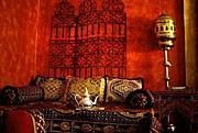 魅惑のアラビアンインテリア