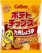 九州しょうゆ☆ポテトチップス