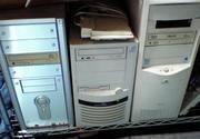 パソコンを大量に持っている