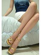 綺麗な脚の女 関西