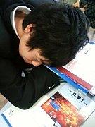 授業中の睡眠姿勢が分からない