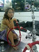 アラブ水タバコの会@バンコク