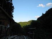 京都北山・山小屋の住人
